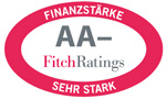 Fitch Ratings - Finanzstärke