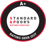 Standard & Poor's - Rating Sehr Gut